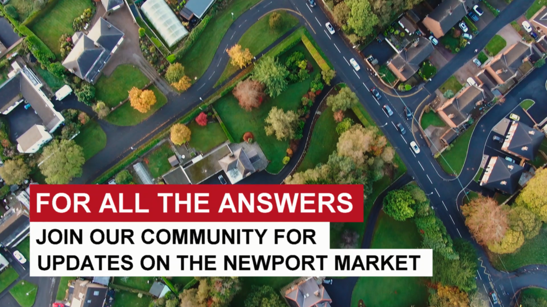 Updates on the Newport Property Market