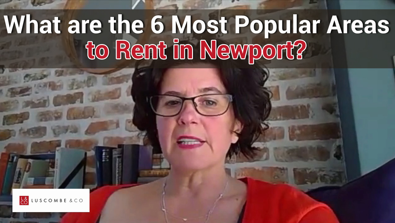 What are the 6 Most Popular Areas to Rent in Newport - Part 2